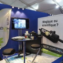 Stand SP3H Cop 21