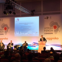AEF 2016 - Welcoming Conference